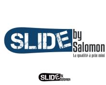 Logo pour une filiale de Salomon
