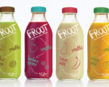Design de bouteilles et création de logo