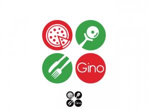 Logo pour une pizzeria