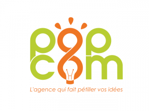 Logo pour une agence de communication